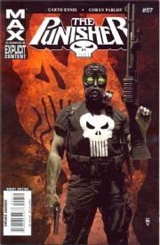 Marvel Max Punisher #57